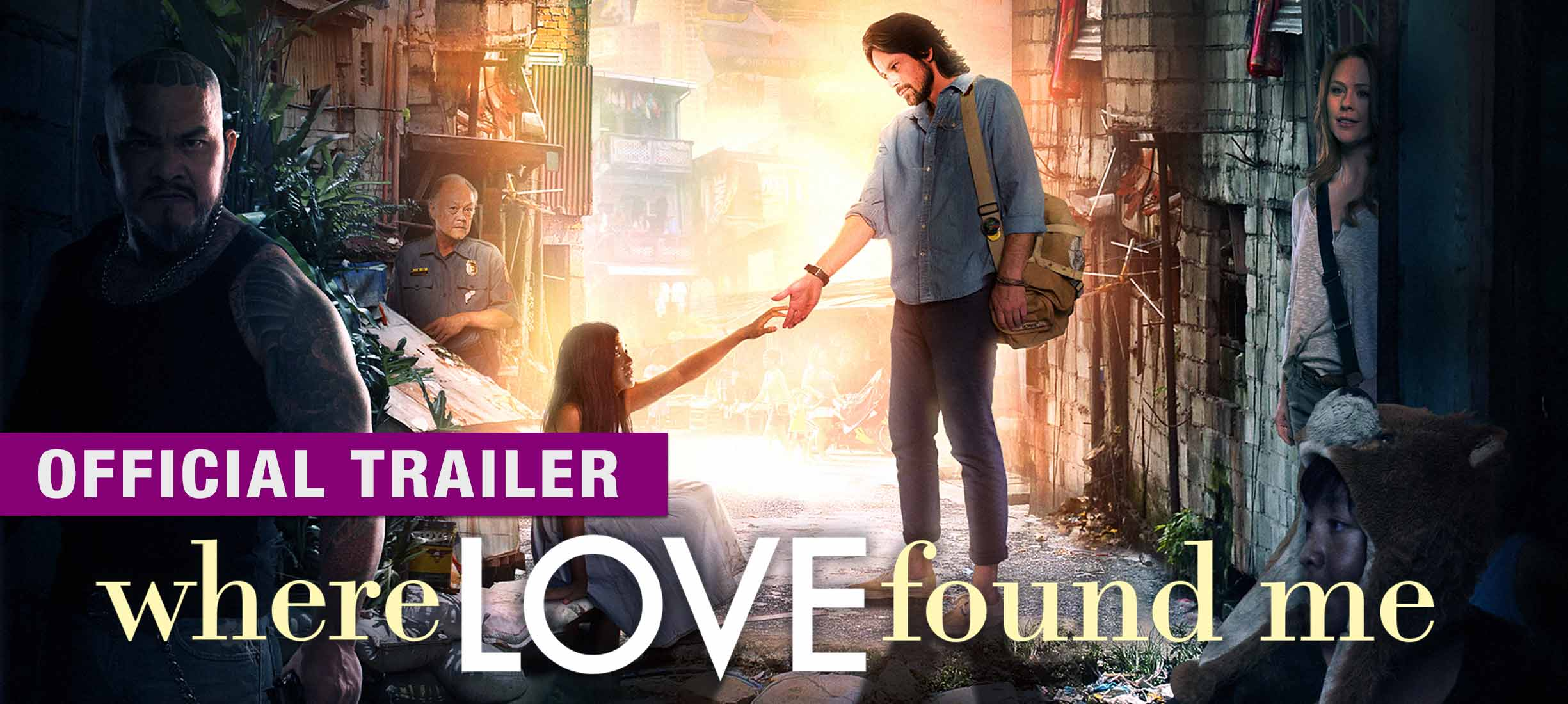 Where Love Found Me: Trailer