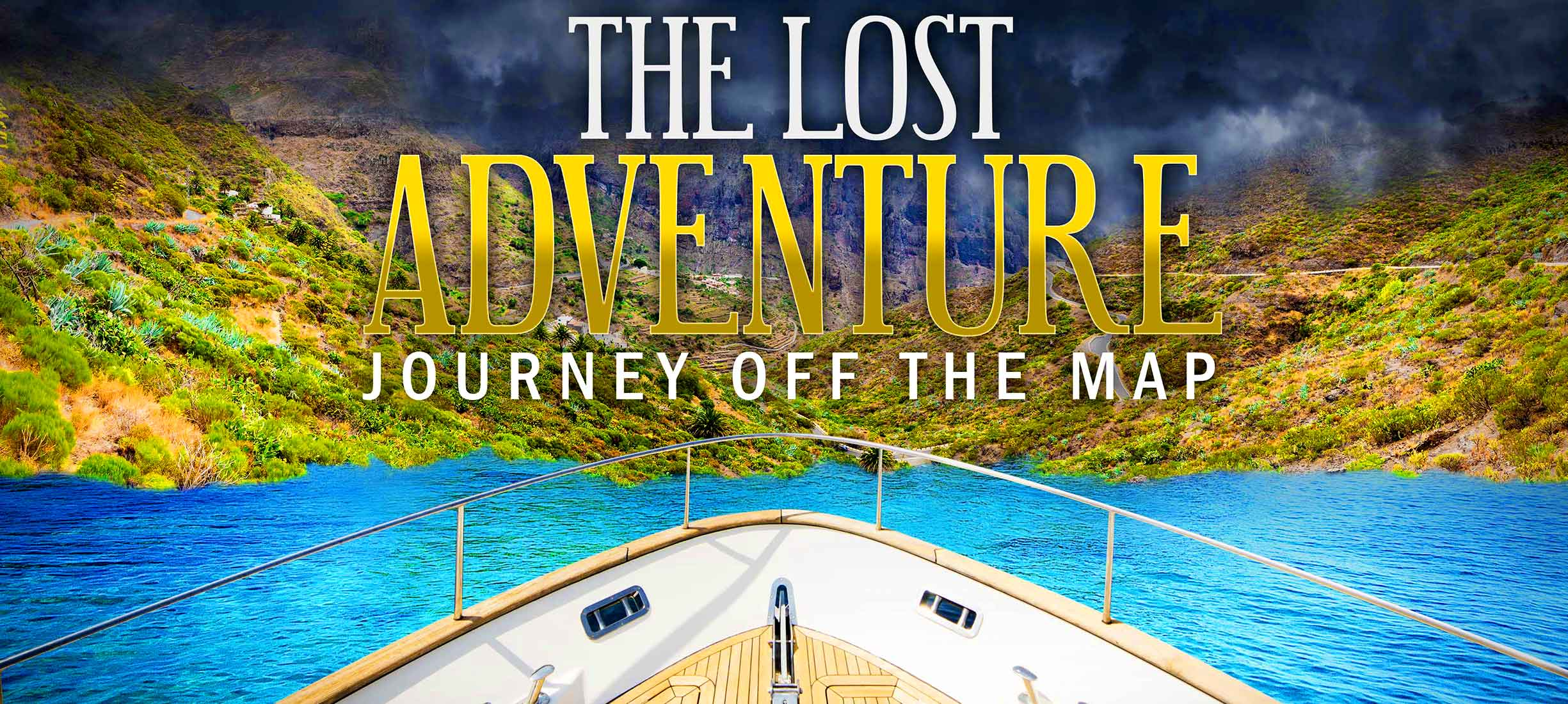 The Lost Adventure