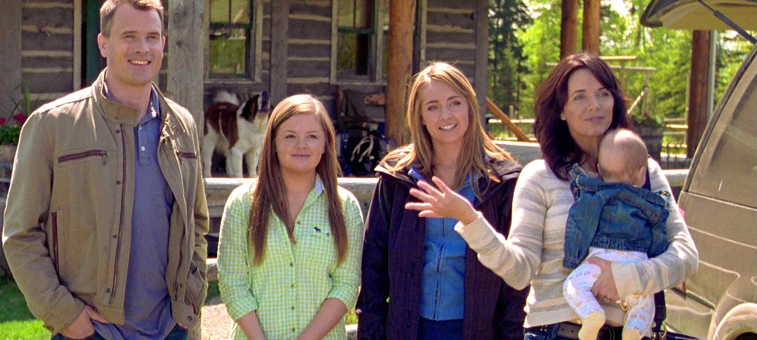 """Watch Heartland """"What's in a Name"""" Online - Pure Flix"""