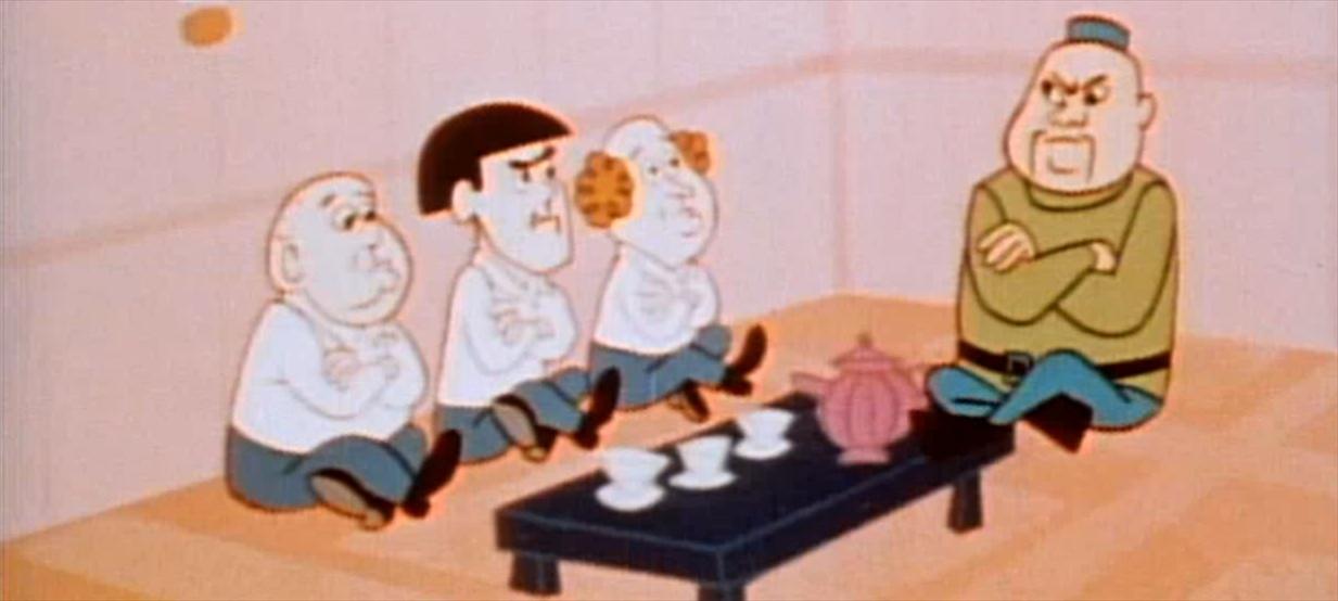 The New Three Stooges Cartoons (Season 3)