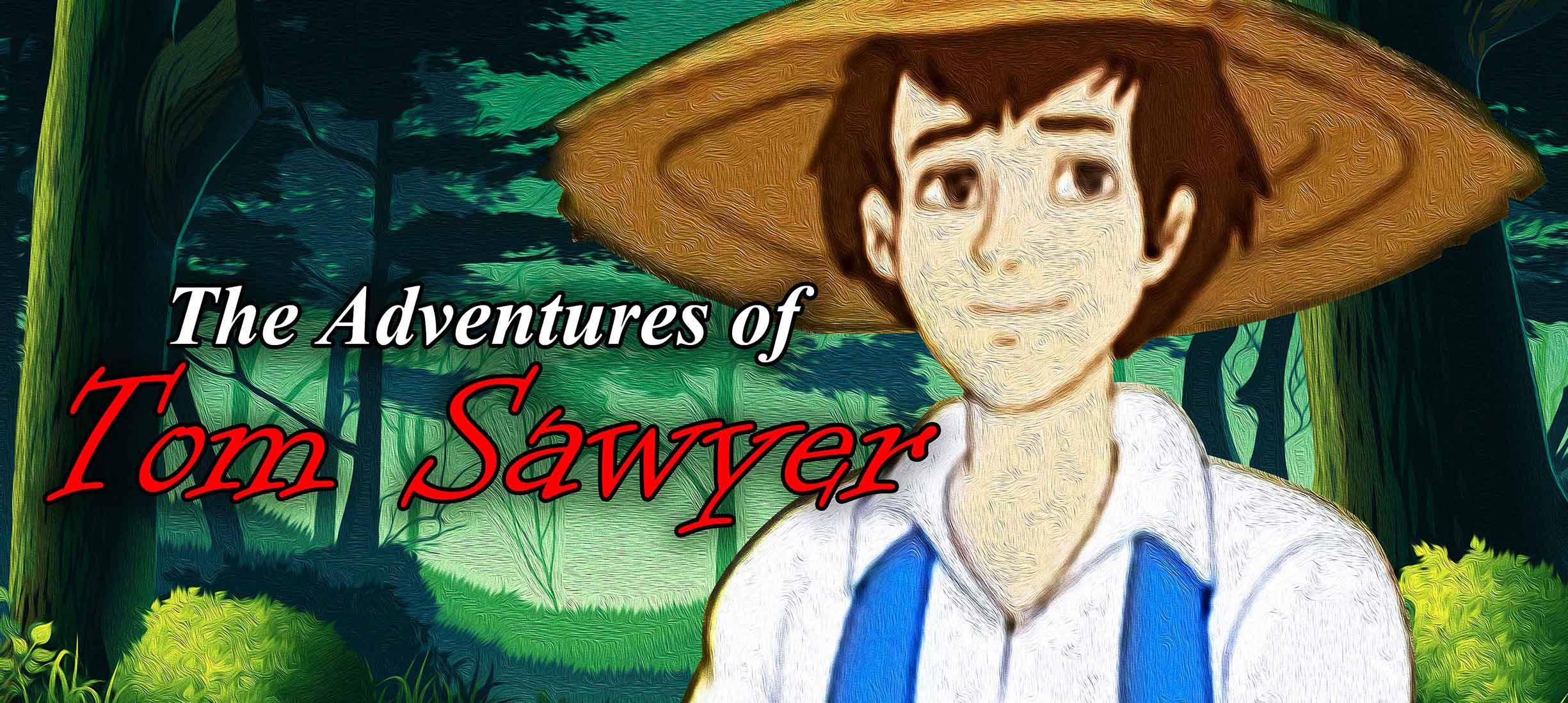 Tom Sawyer 2000 Animated Full Film - YouTube