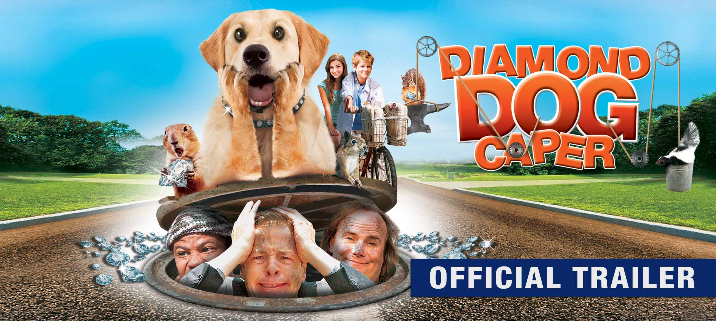 The Diamond Dog Caper: Trailer