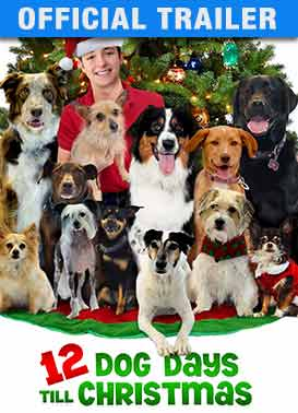 12 Dog Days Till Christmas: Trailer