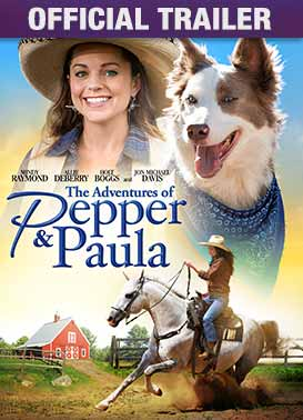 Adventures of Pepper and Paula: Trailer