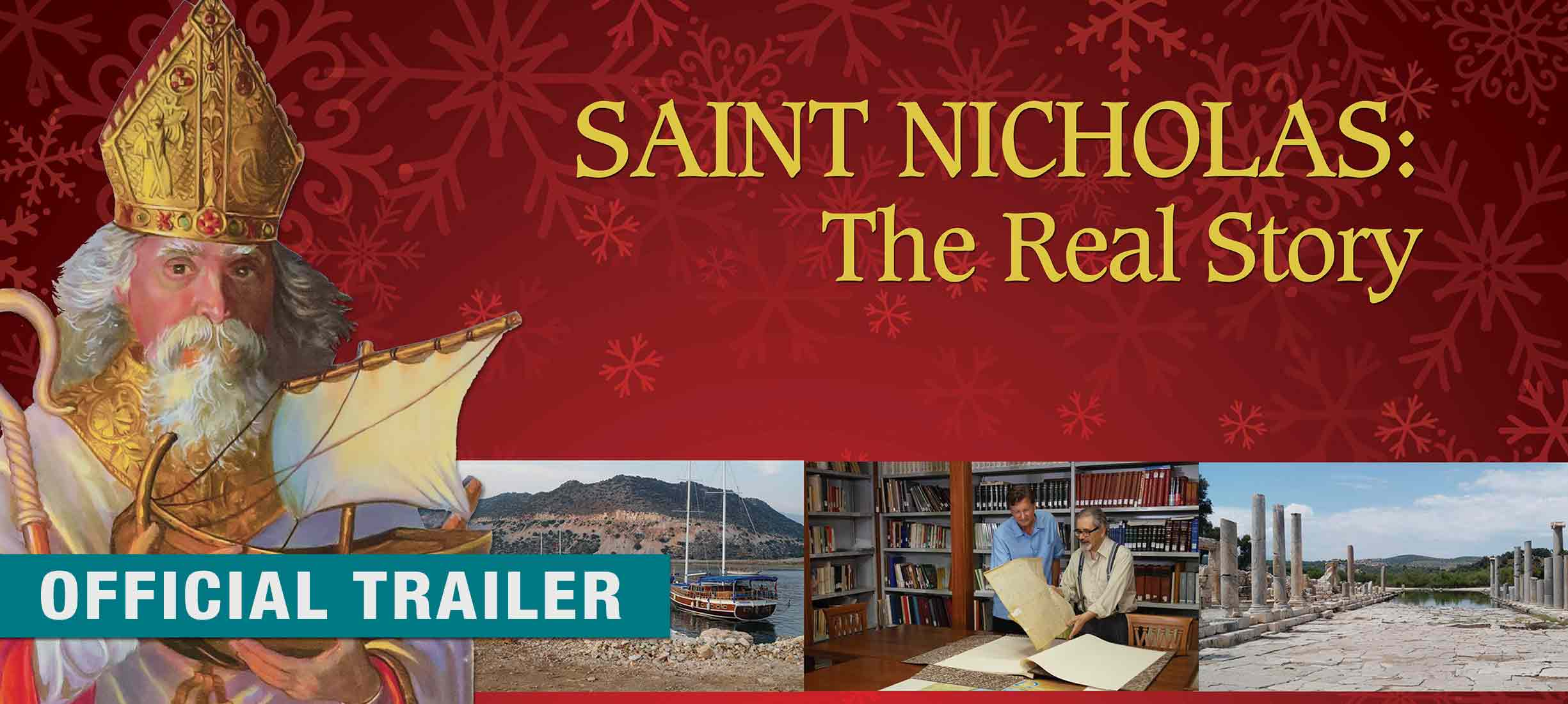St. Nicolas - The Real Story: Trailer
