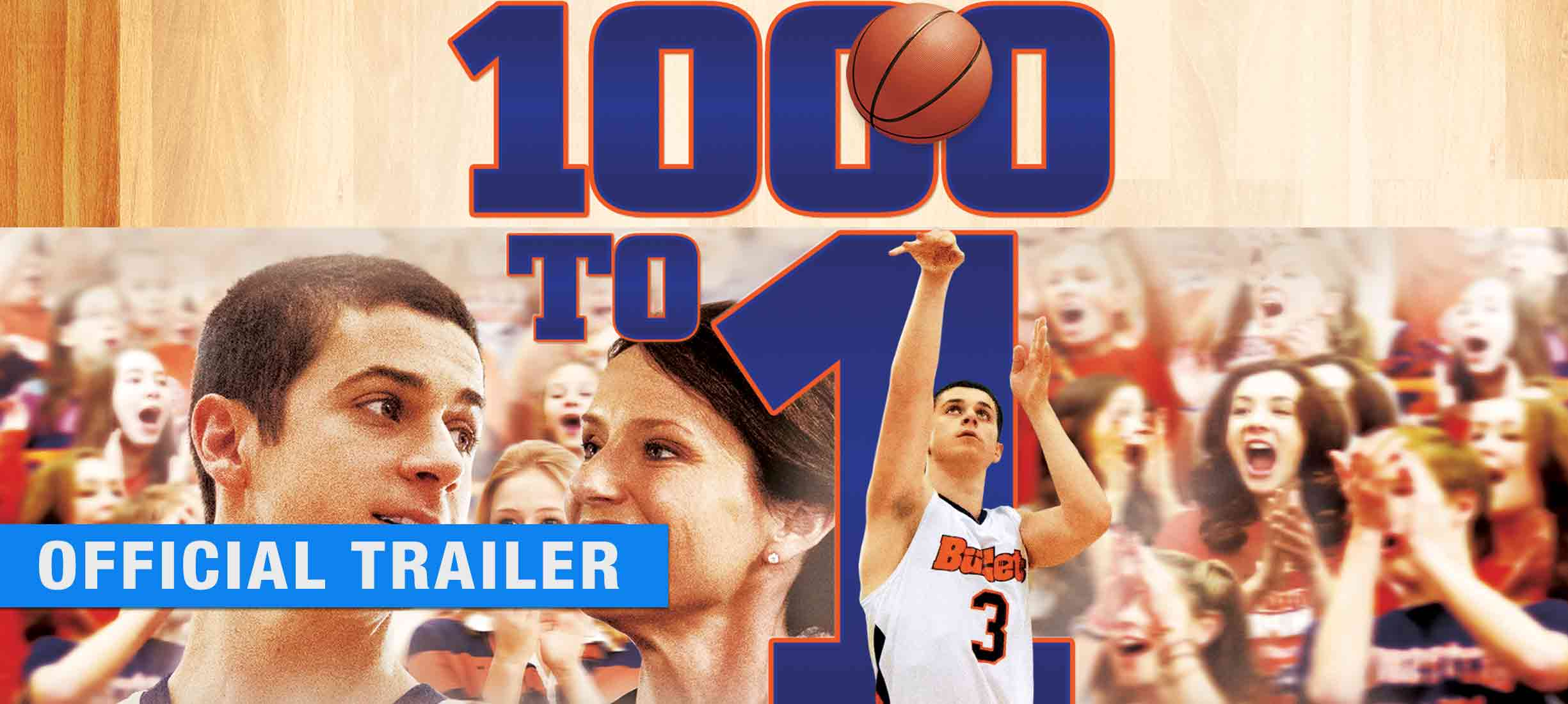 1000 to 1: Trailer