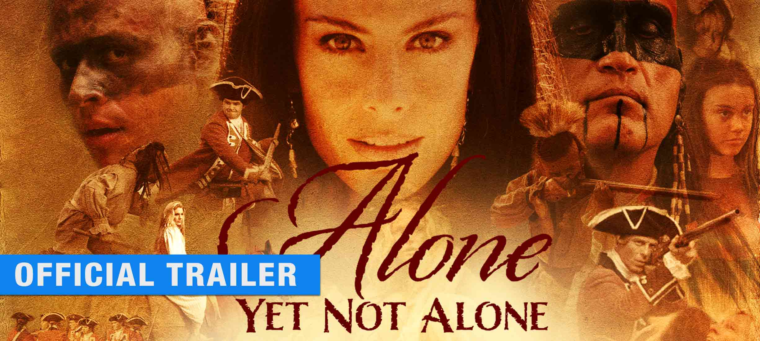 Alone Yet Not Alone: Trailer