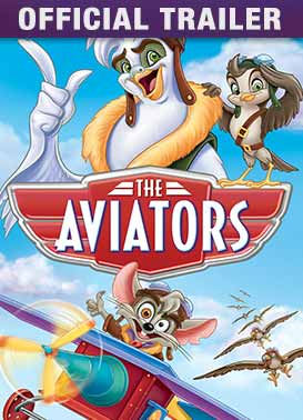 The Aviators: Trailer