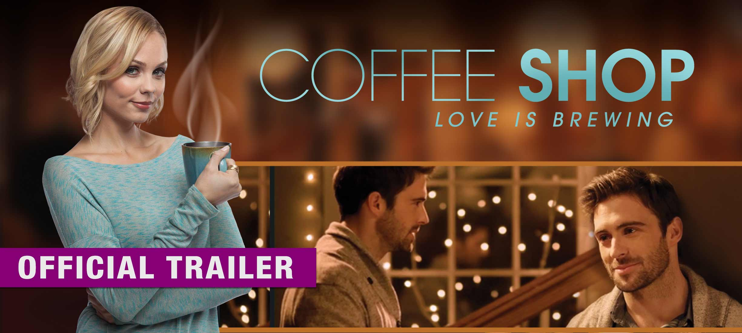 Coffee Shop: Trailer