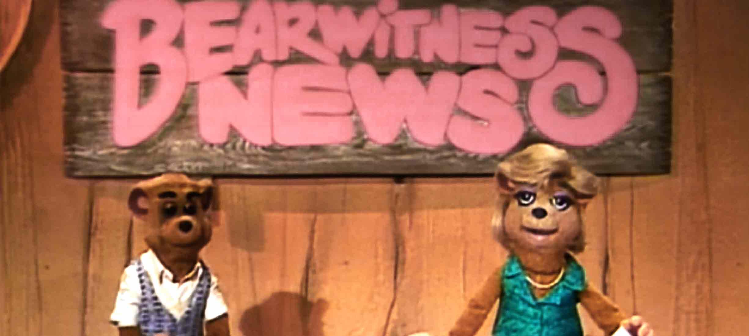 Ted E. Bear: Cub Reporter