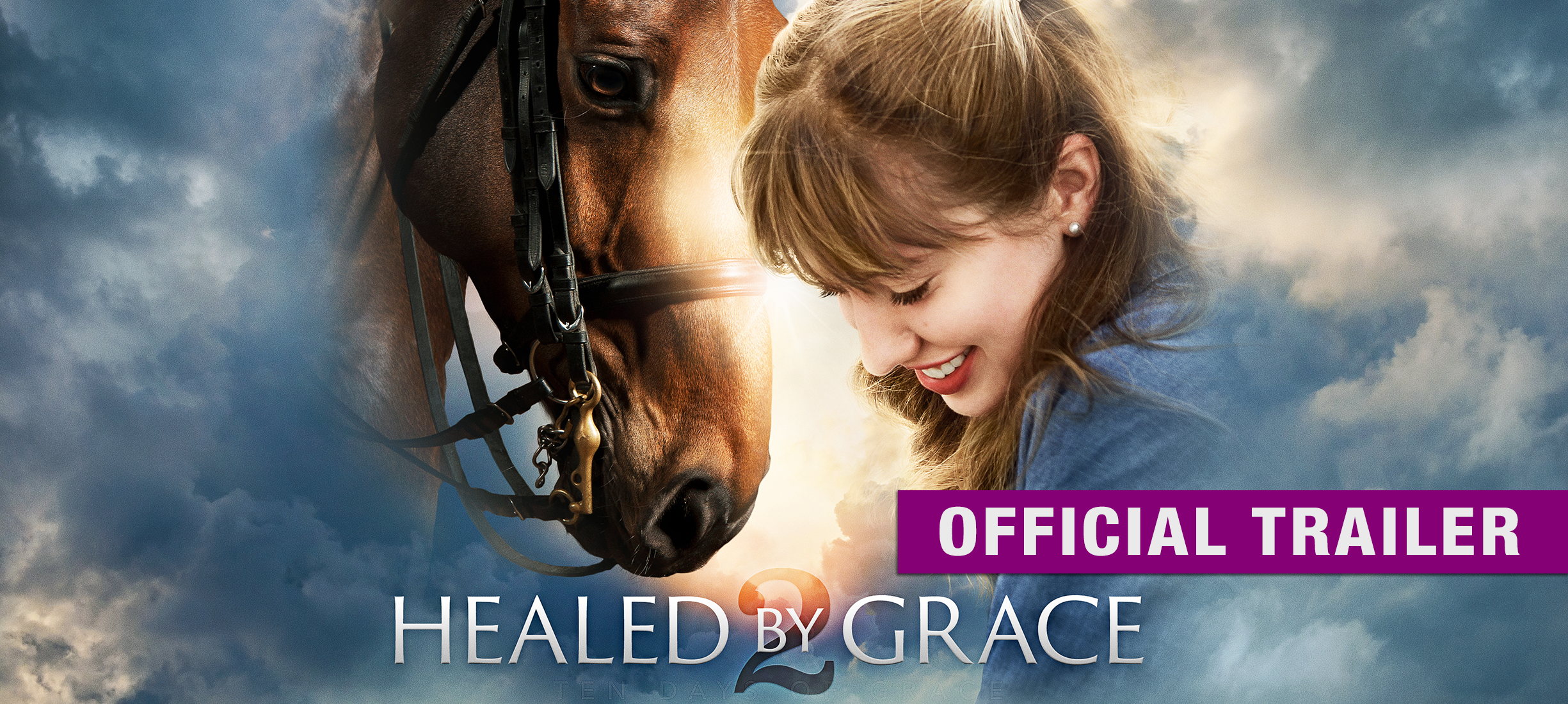 Healed by Grace 2: Trailer