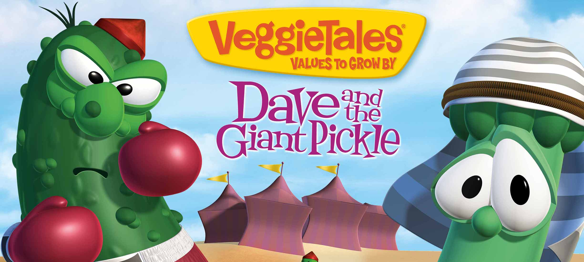 Watch VeggieTales Dave and the Giant Pickle Online  Pure