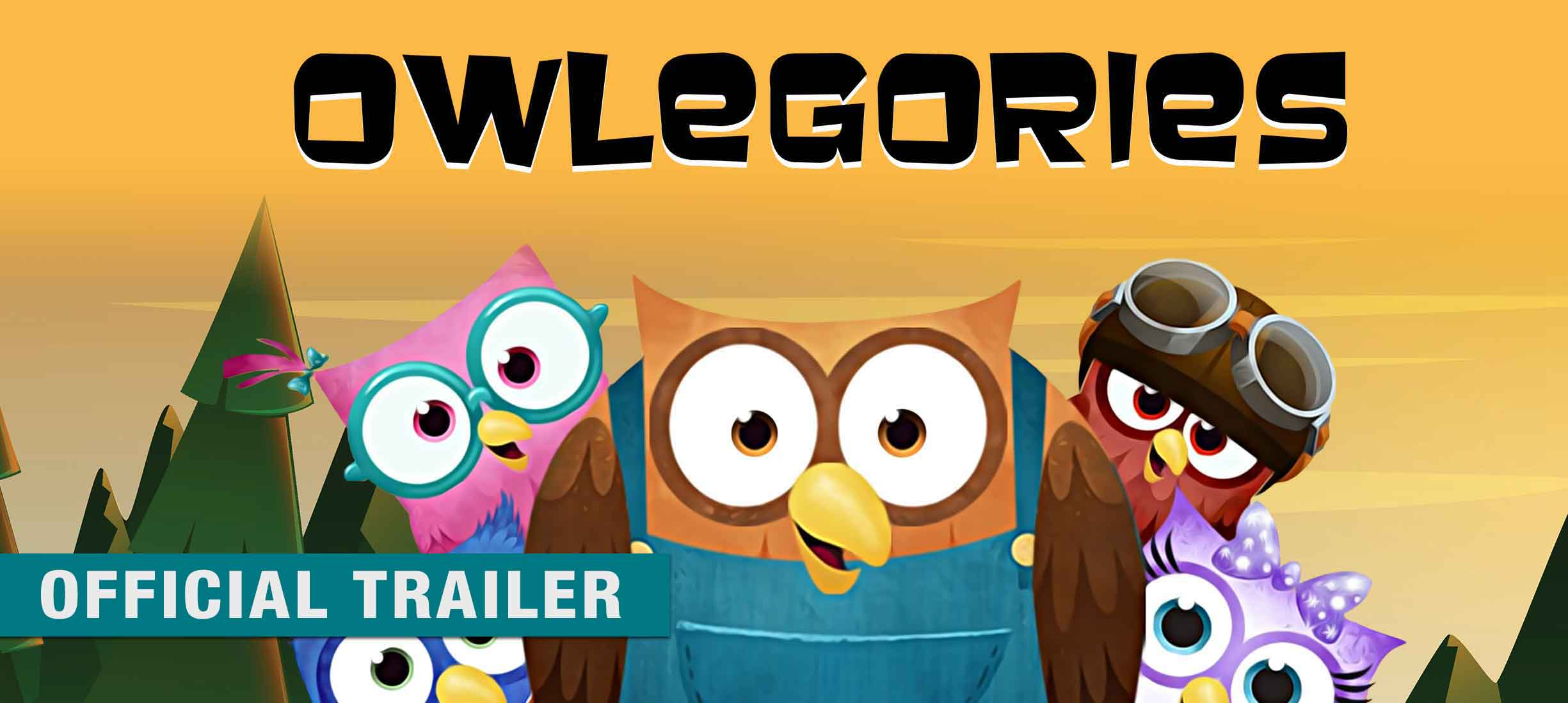 Owlegories: Trailer