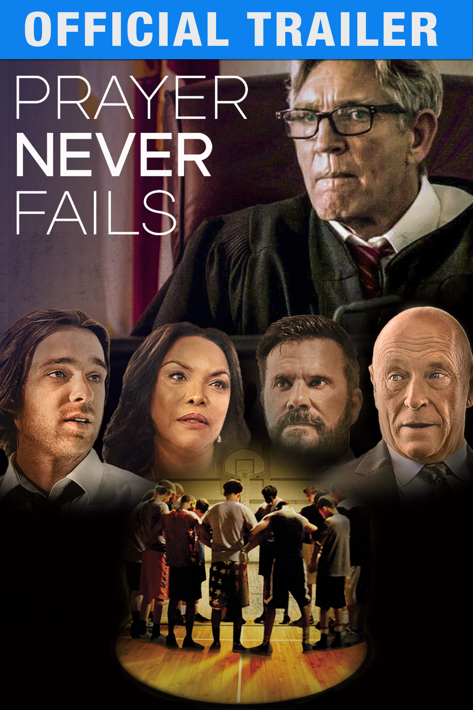 Prayer Never Fails: Trailer
