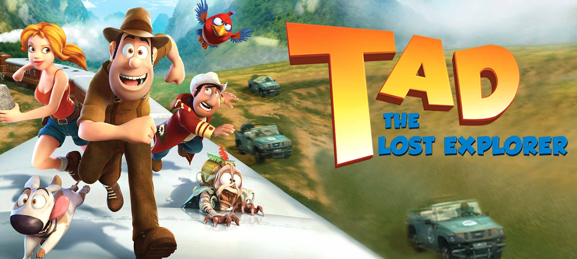 Watch][tad, the lost explorer (2012)]movie. Streaming.