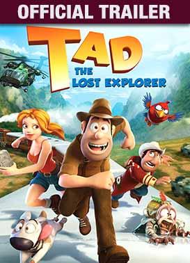 Tad the Lost Explorer: Trailer