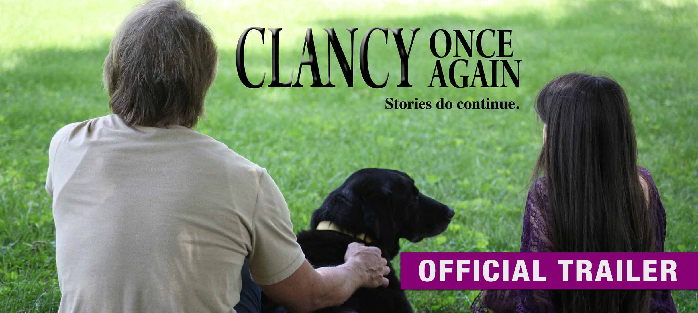 Clancy Once Again:  Trailer