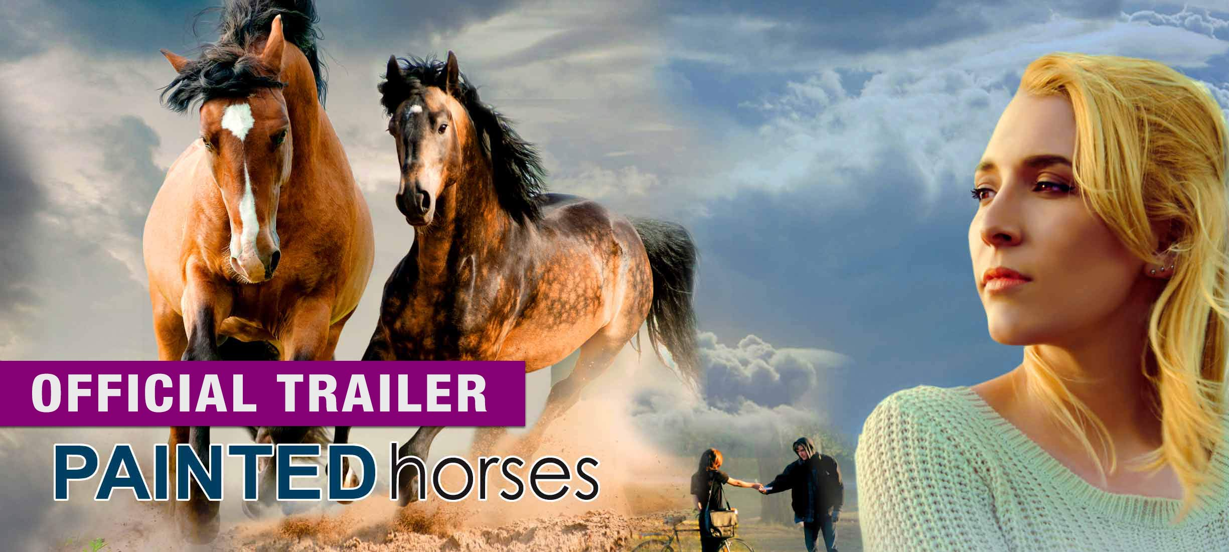 Painted Horses: Trailer