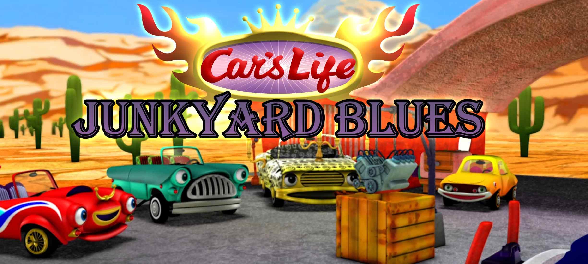 Watch Car\'s Life: Junkyard Blues Online - Pure Flix