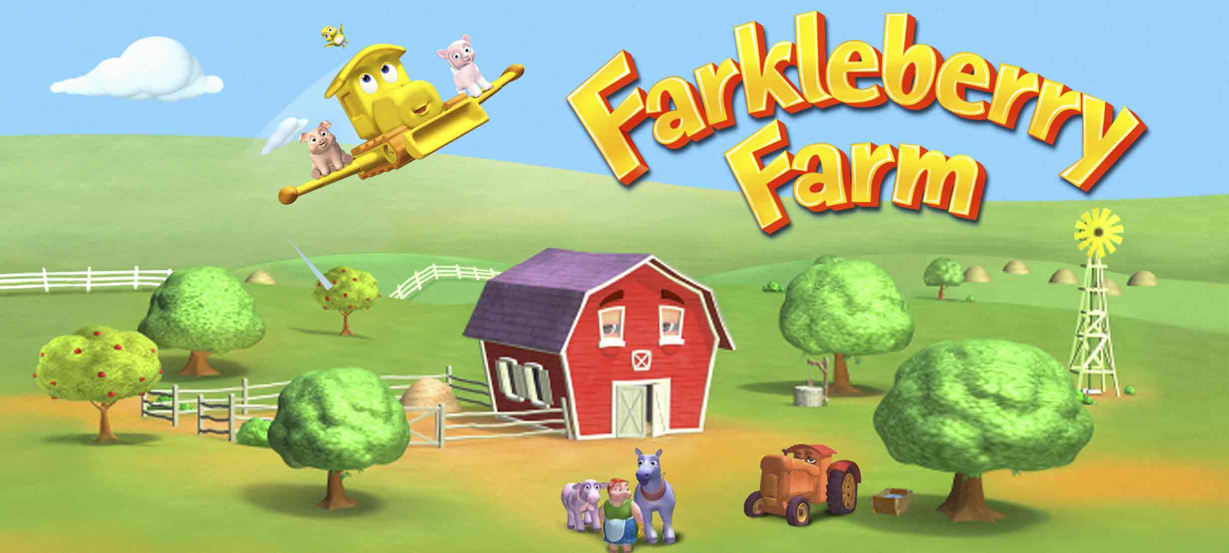 Farkelberry Farm: Part 2