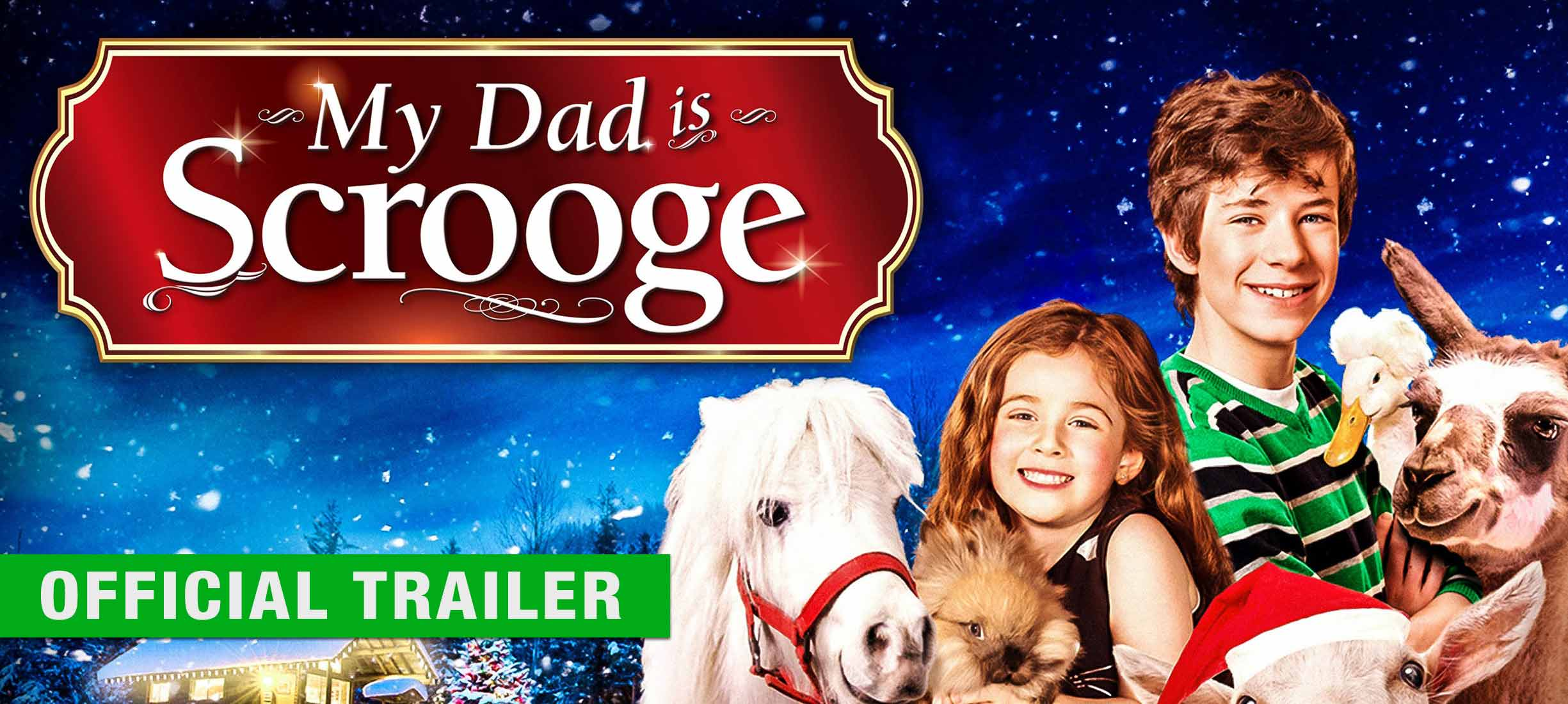 My Dad Is Scrooge: Trailer