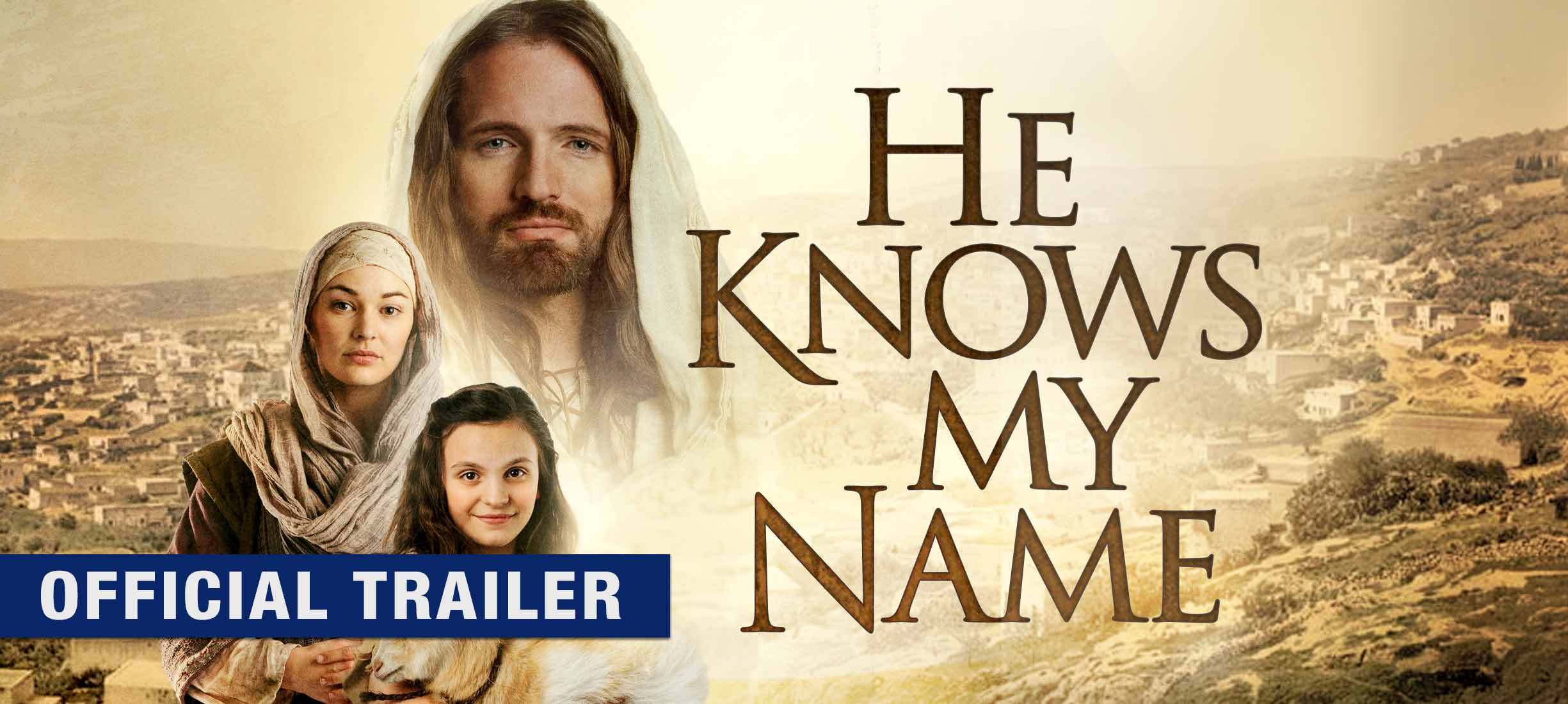 He Knows My Name: Trailer
