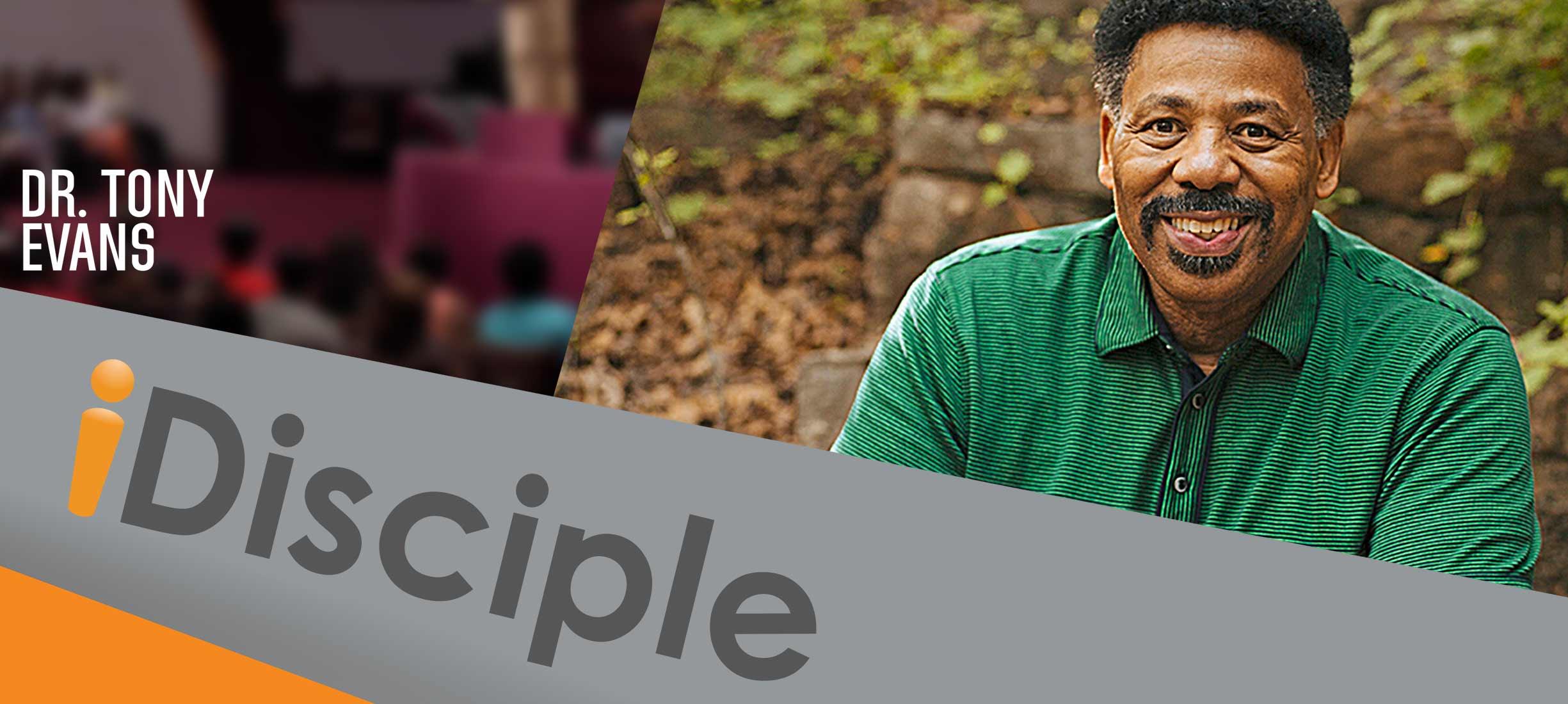 iDisciple: Dr. Tony Evans (Season 1)