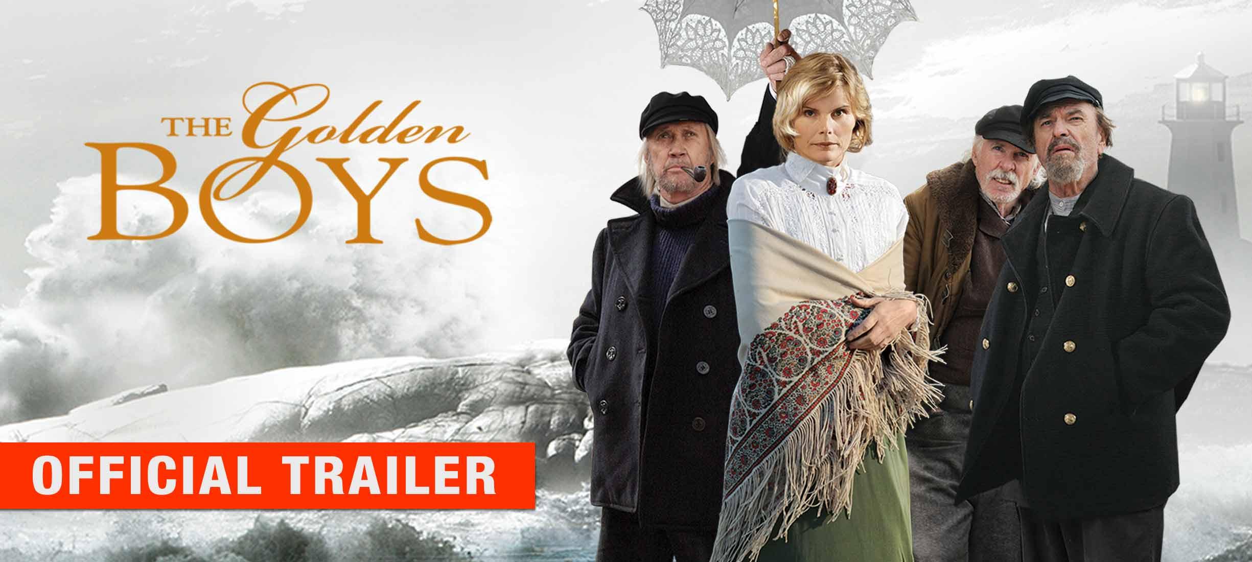 The Golden Boys: Trailer
