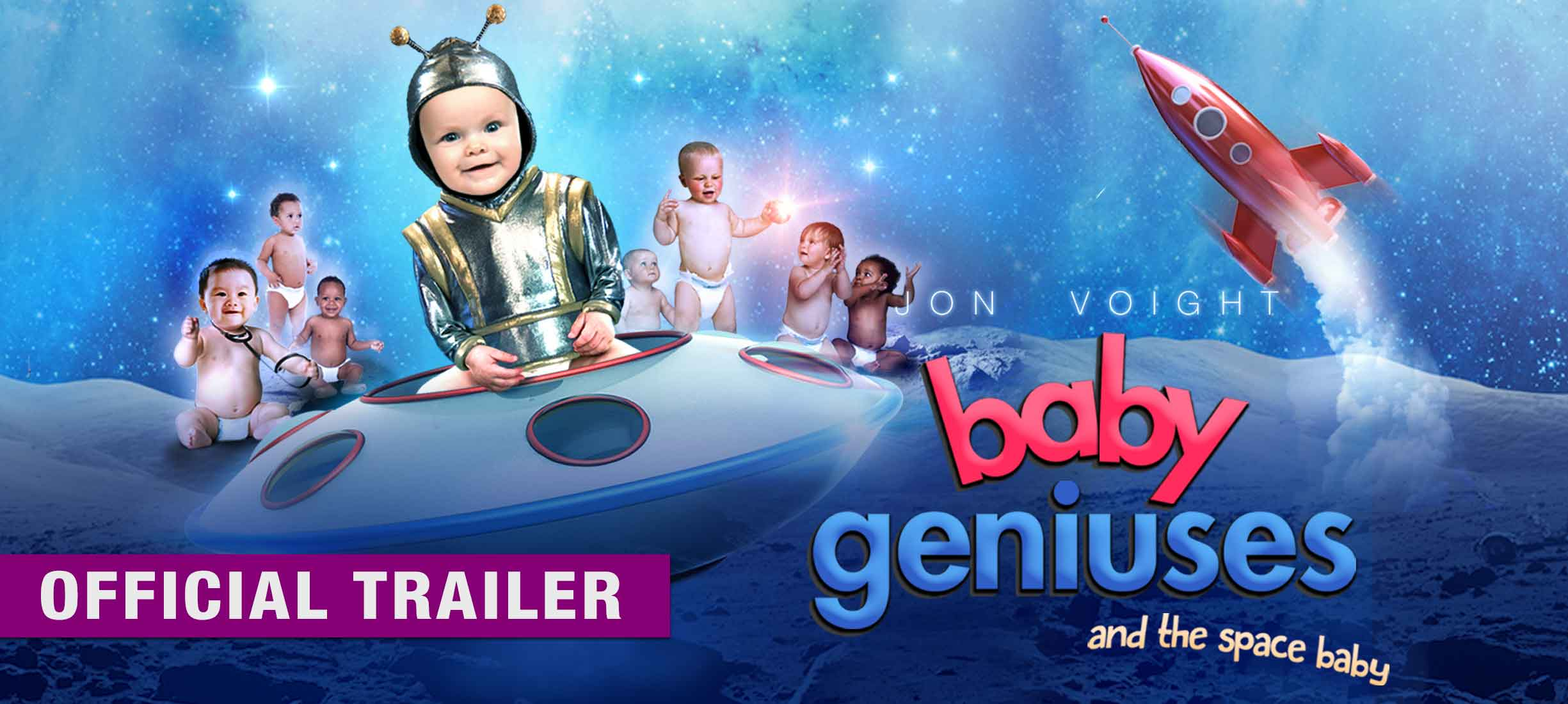 Baby Geniuses & The Space Baby: Trailer