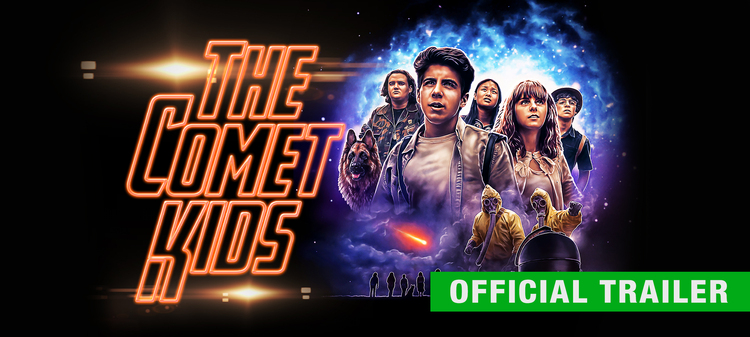 The Comet Kids: Trailer
