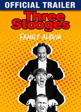 The Three Stooges Family Album: Trailer