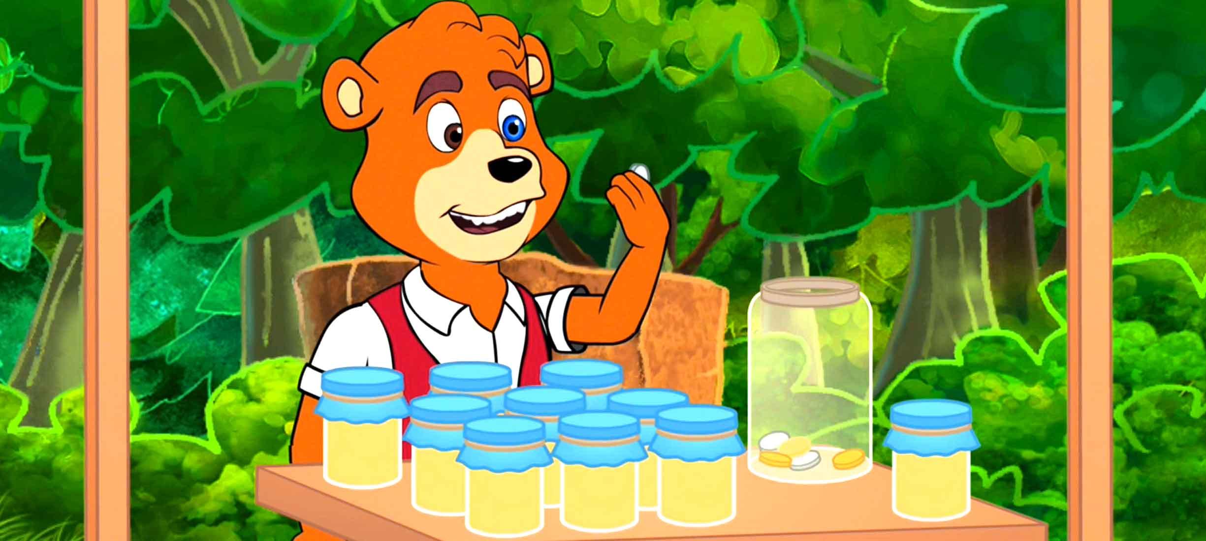 The Honey Buzz Principle