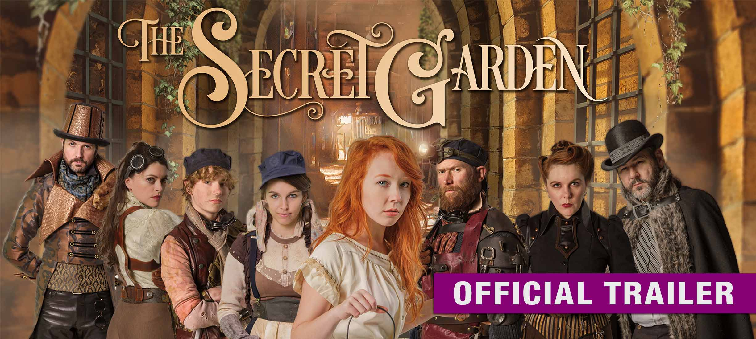 The Secret Garden: Trailer