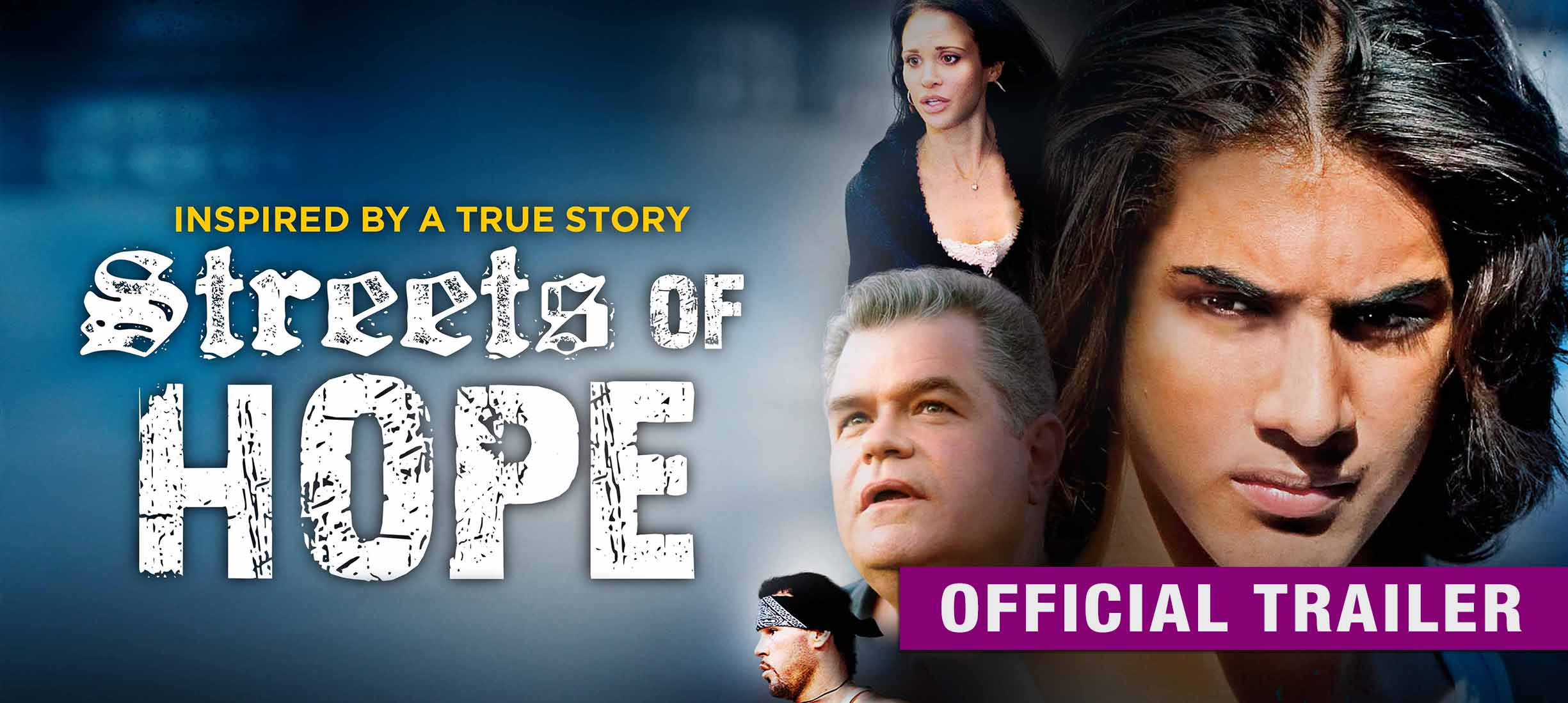 Streets of Hope: Trailer