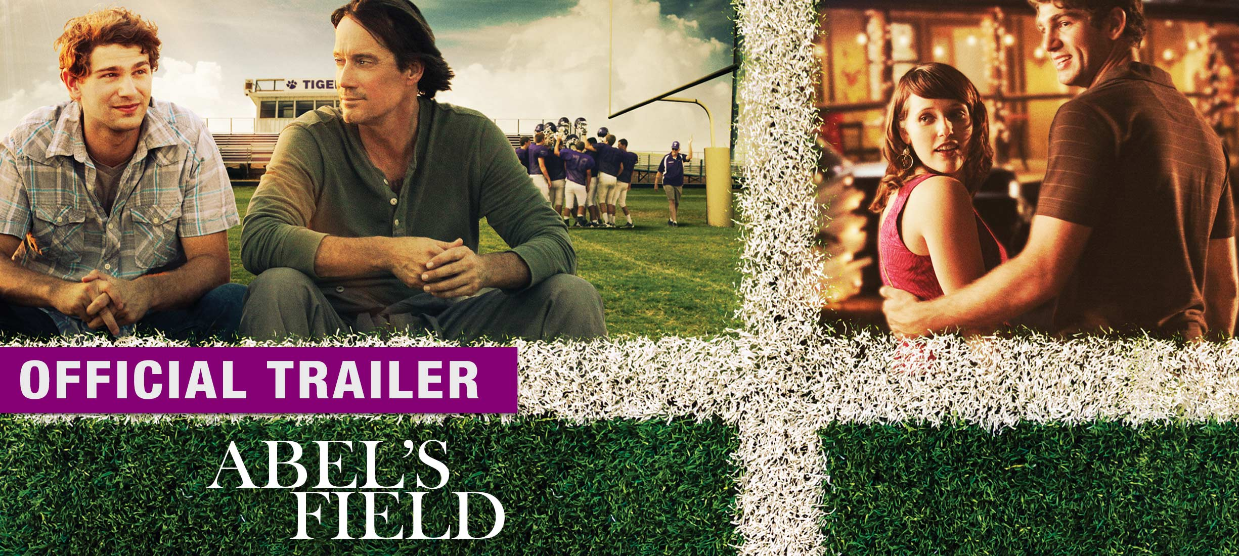 Abel's Field: Trailer