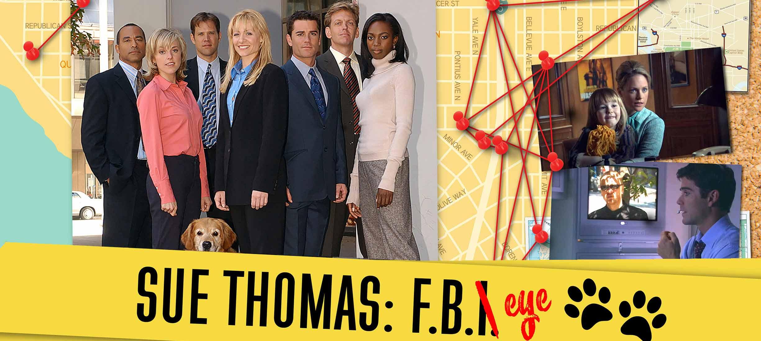 Sue Thomas FB Eye (Season 1)