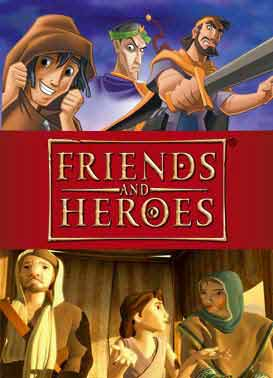 Friends and Heroes (Season 2)