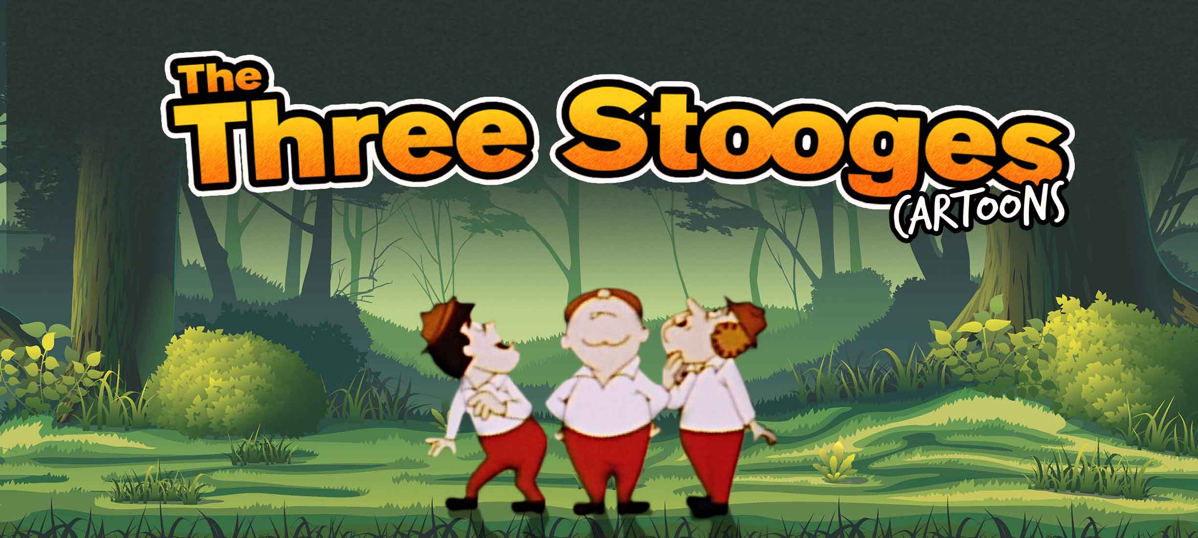 The New Three Stooges Cartoons