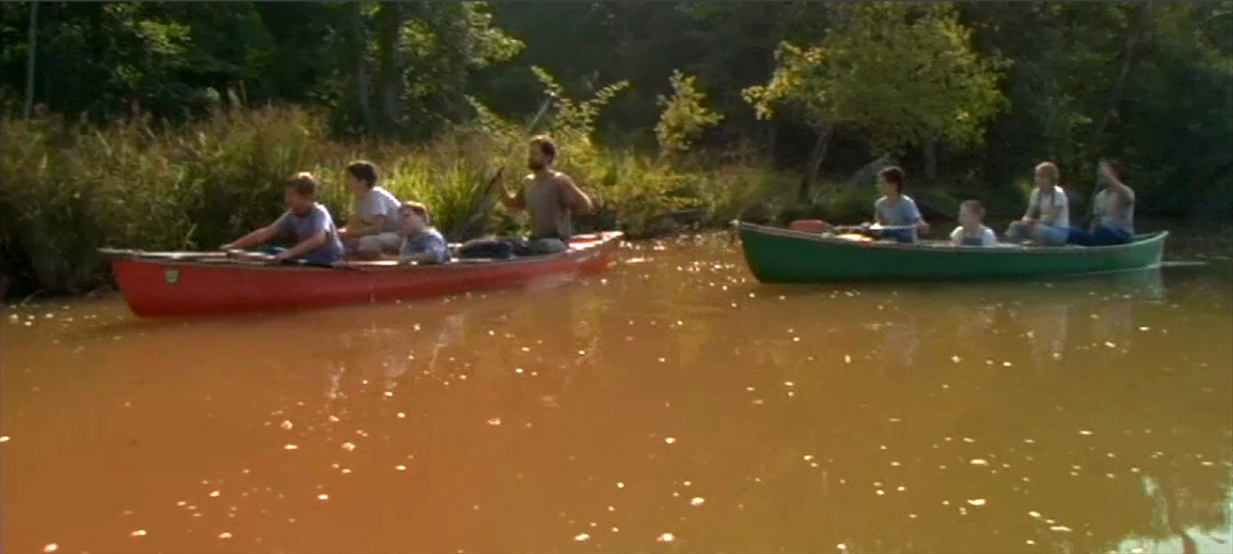 The Sugar Creek Gang: Canoe Fish