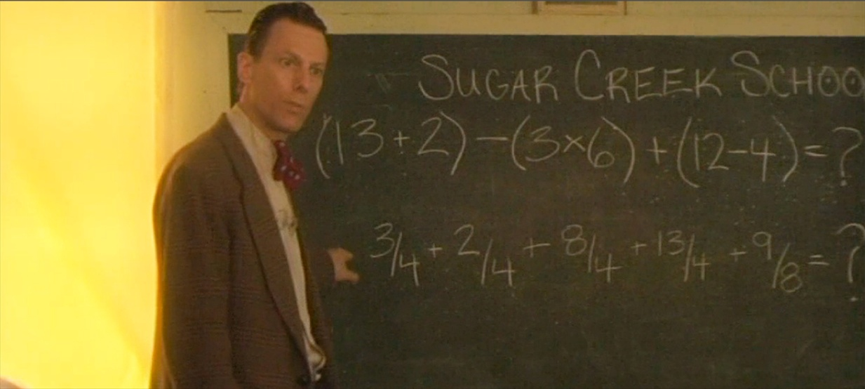 The Sugar Creek Gang: Teacher Trouble