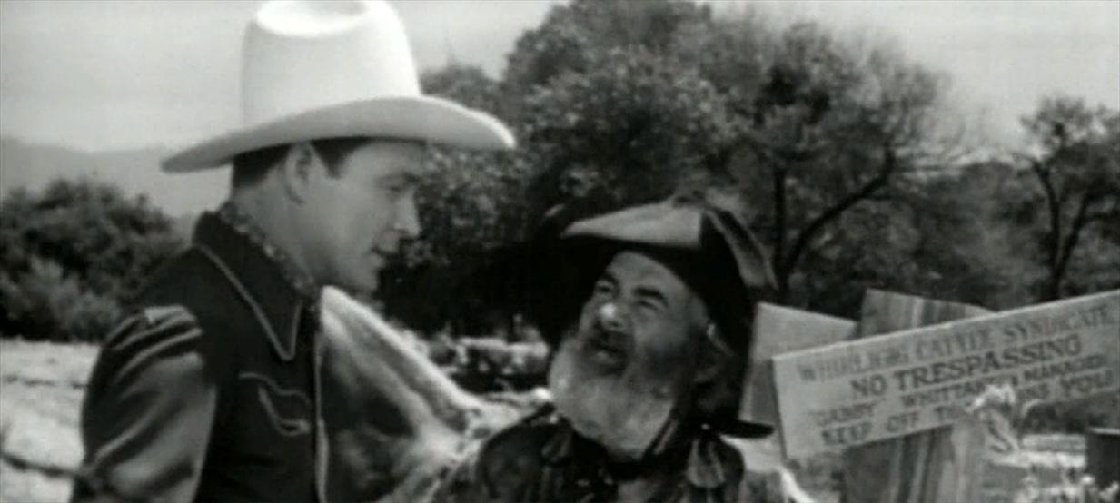Roy Rogers: Roll On Texas Moon