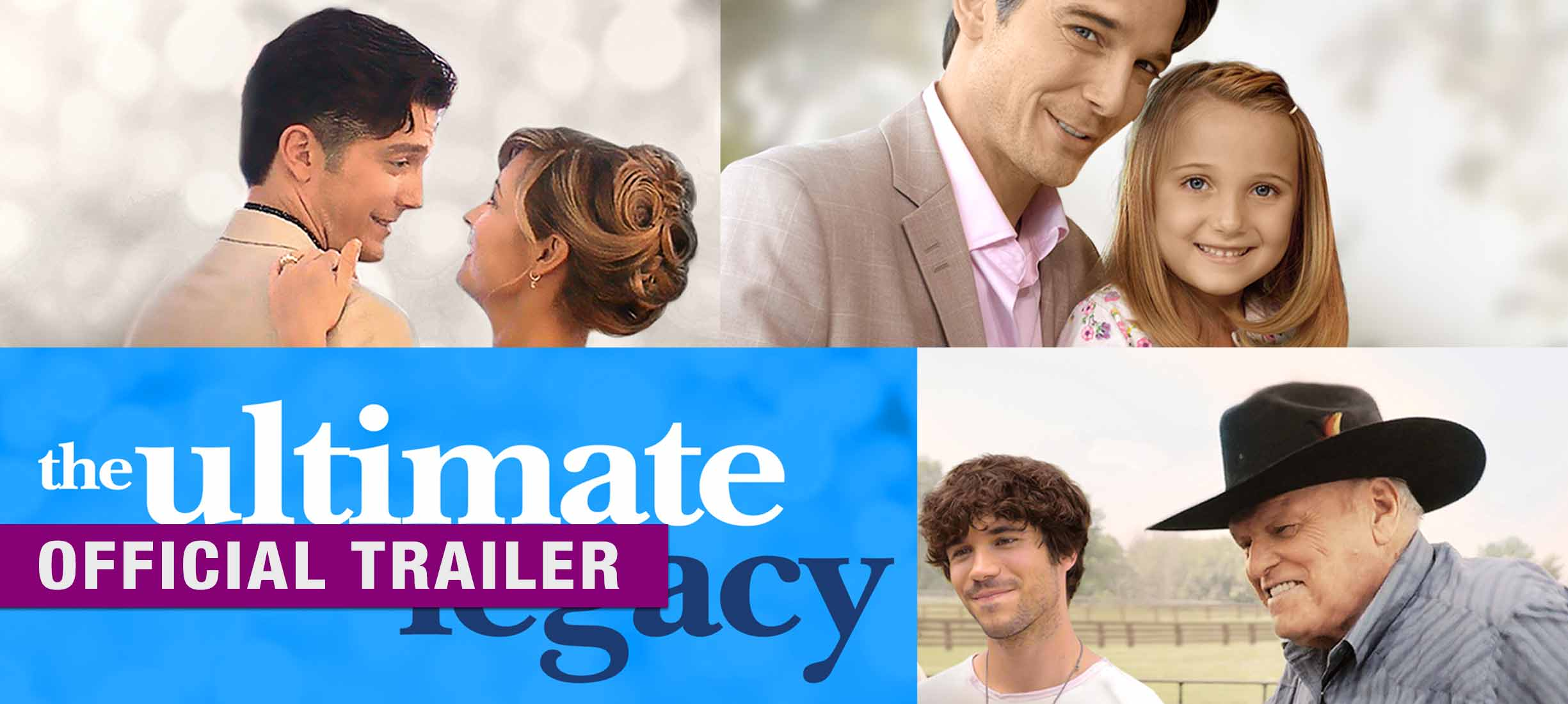 The Ultimate Legacy: Trailer