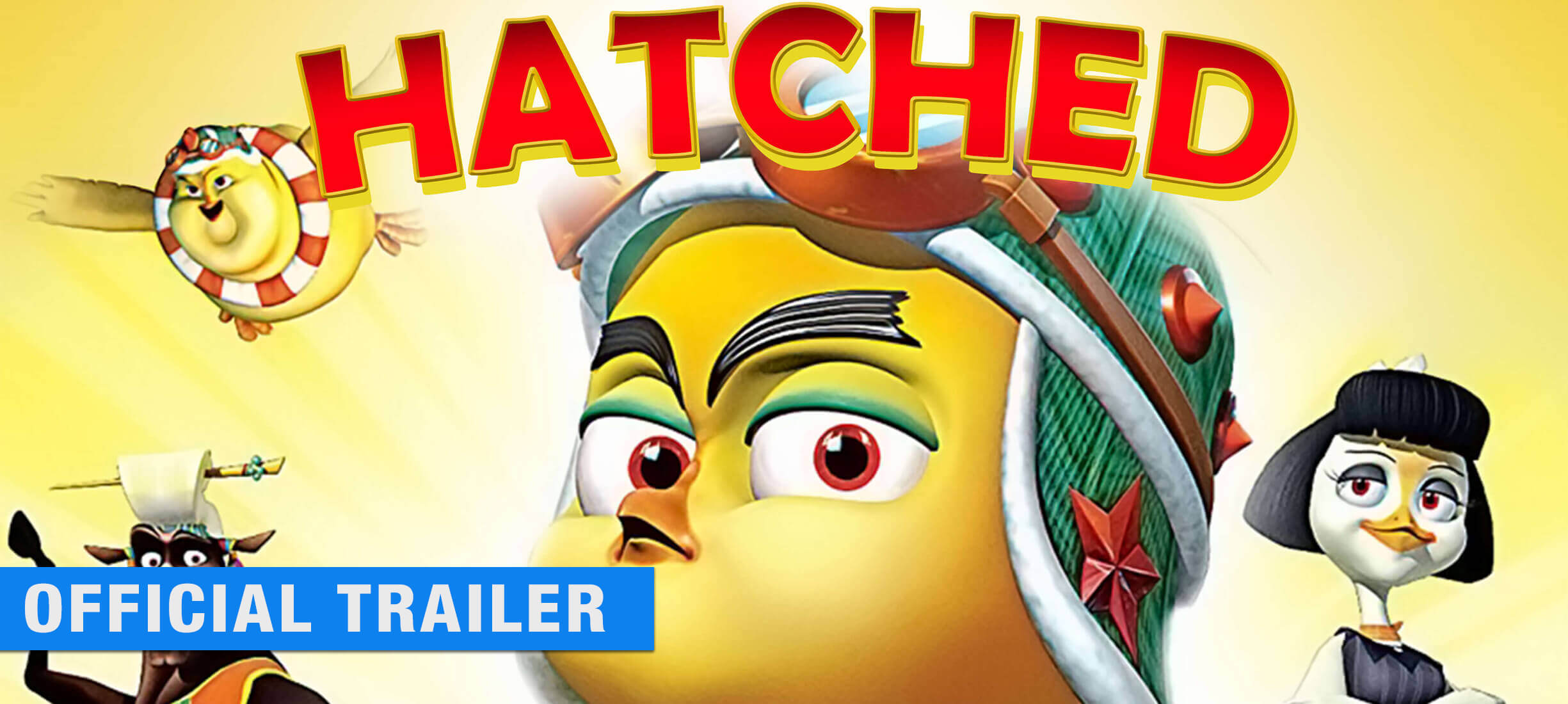 Hatched: Trailer