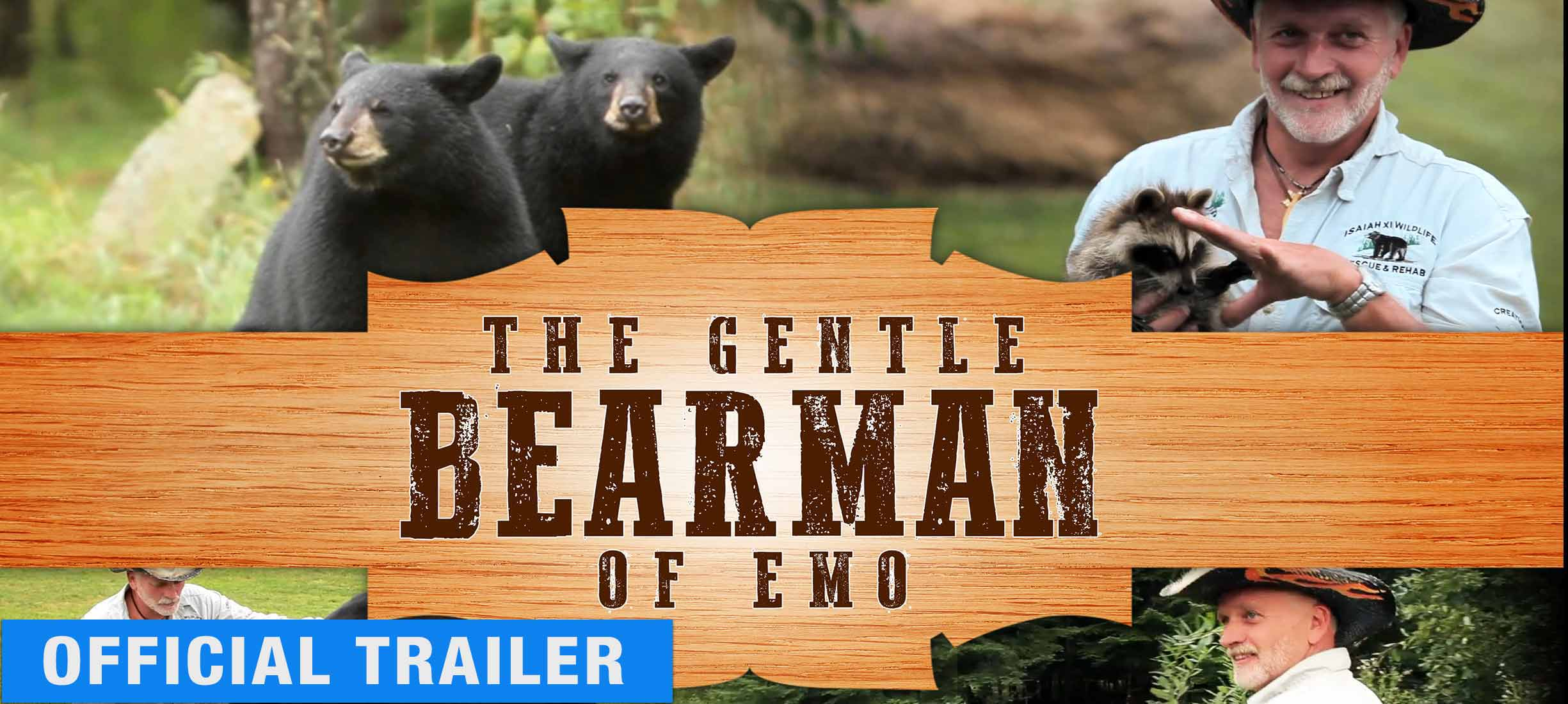 The Gentle Bear Man of Emo - Official Trailer