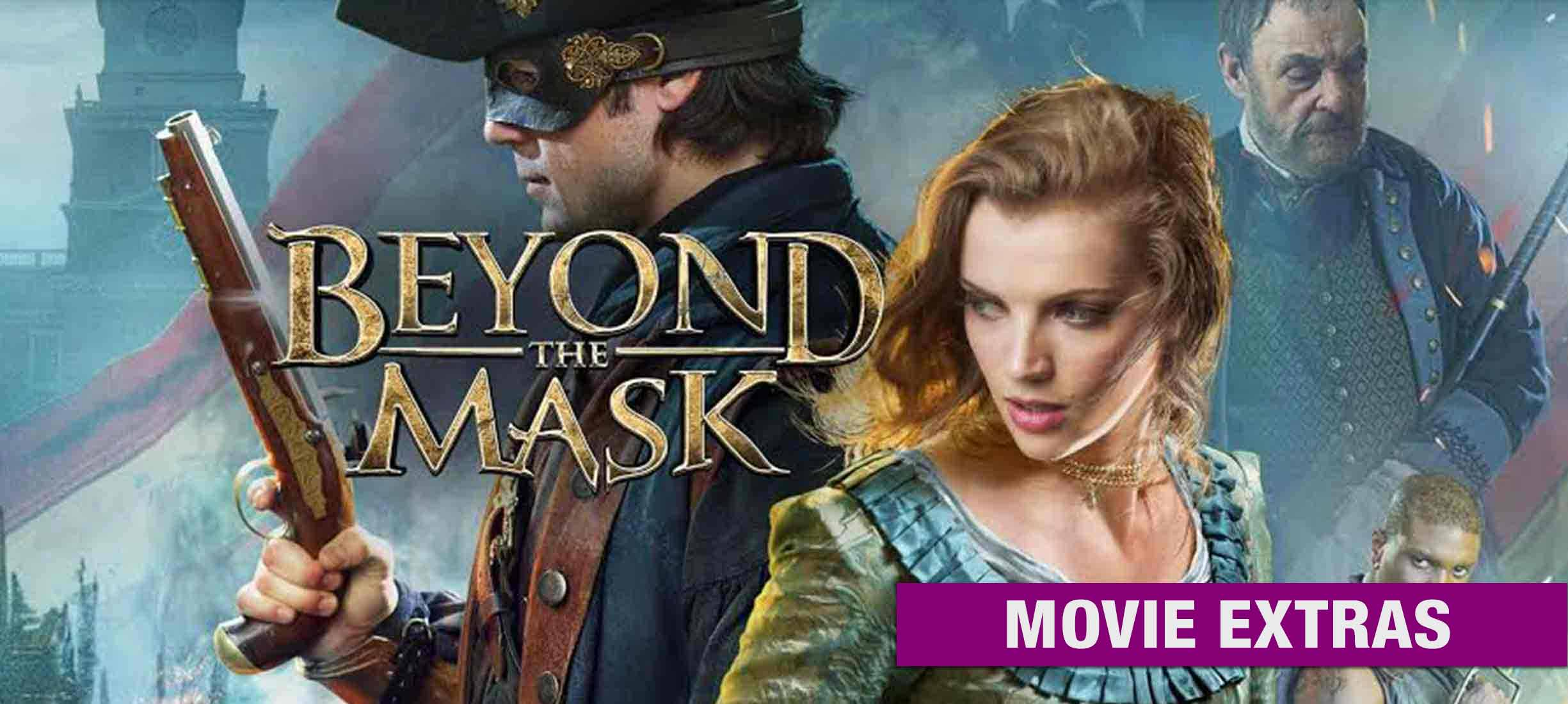 Beyond the Mask: Trailer & Extras