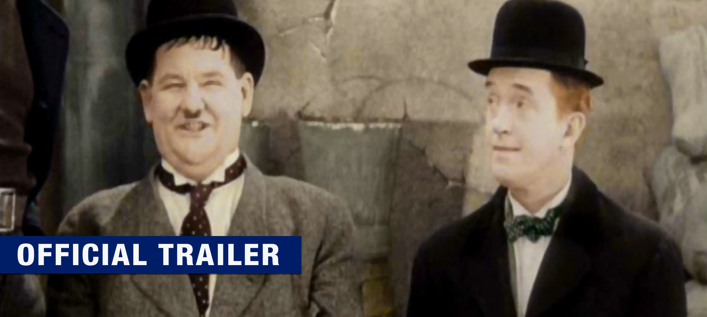 The Best of Laurel and Hardy: Official Trailer