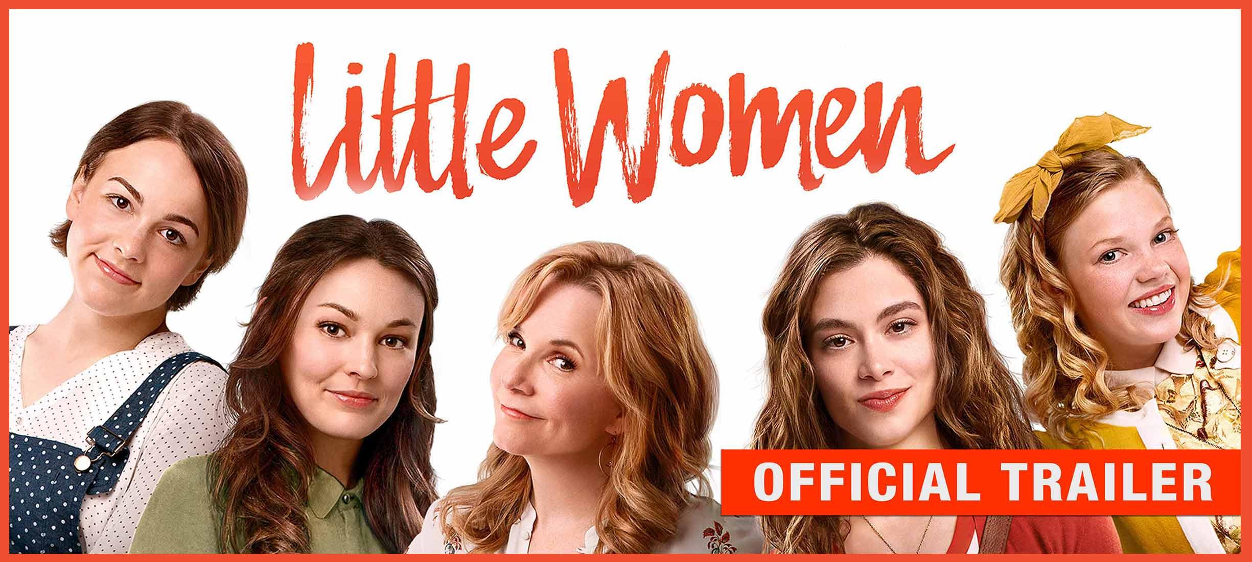 Little Women: Trailer
