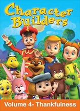Character Builders Vol 4: Thankfulness