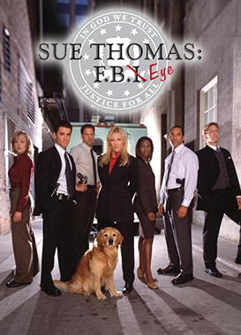 Sue Thomas FB Eye