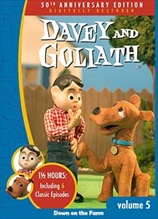 Davey and Goliath (Season 5)